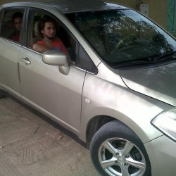 nissan tiida for sale  –  AED 18,000