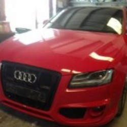 AUDI A5 3.2L 2009 WITH ORGINAL ABT KIT FULL SERVICE HISTORY