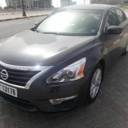 2013 Very Clean Altima For Sale  –  AED 70,000