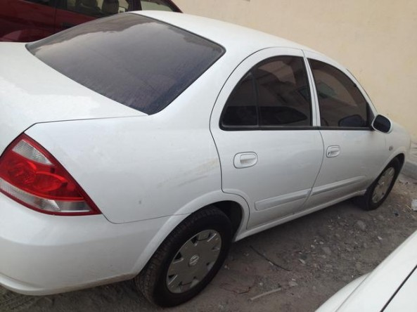 nissan sunny 2008 manual gear urgent sale very good condition - AED ...