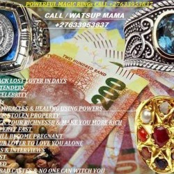 $MAGIC RING FOR#WEALTH,LUCK,MONEY!!,POWER,FAME^^,PROTECTION,PASTORS  +27633953837