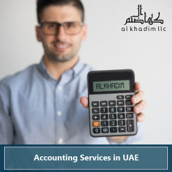Accounting & Bookkeeping Services in UAE